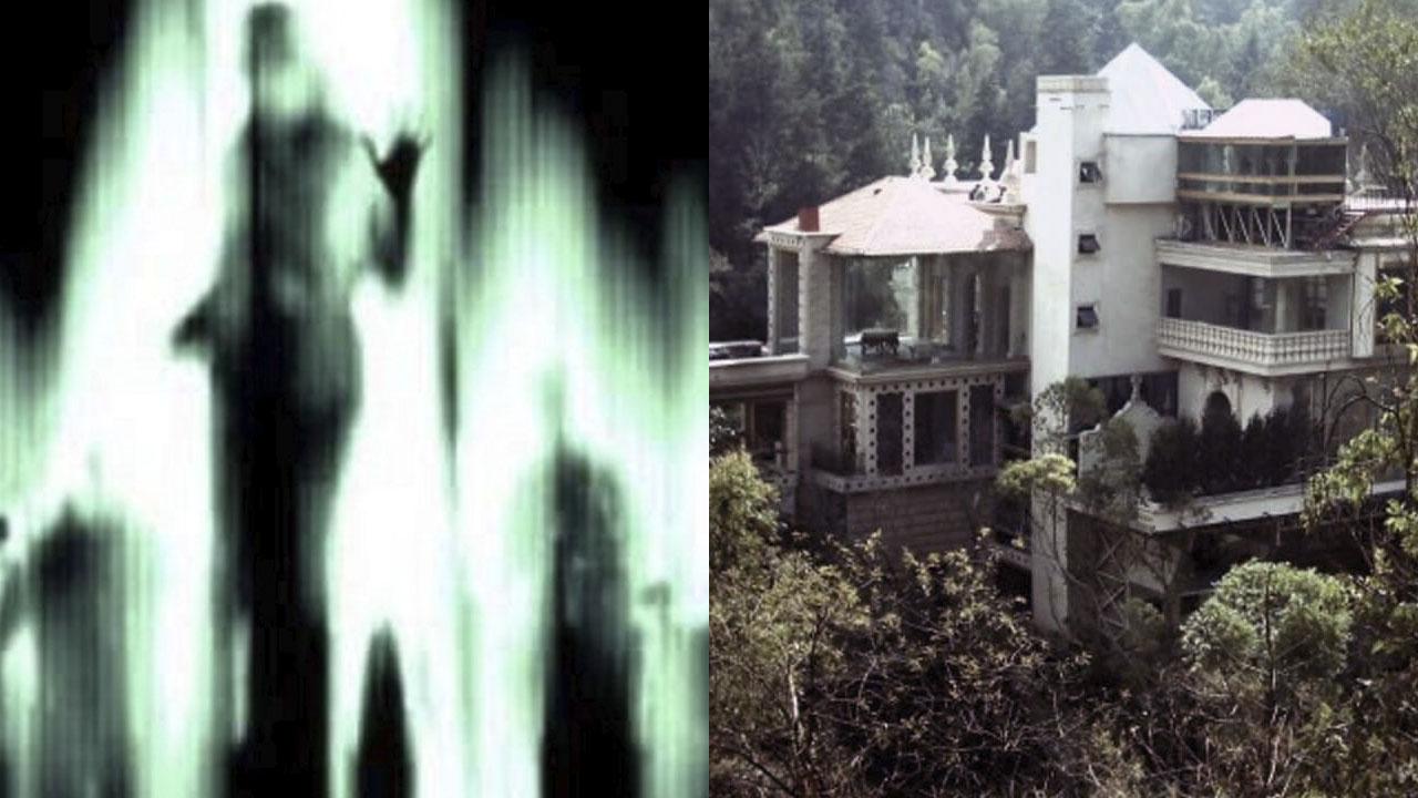 El Oscuro Origen de la casa embrujada de la Tía Toña