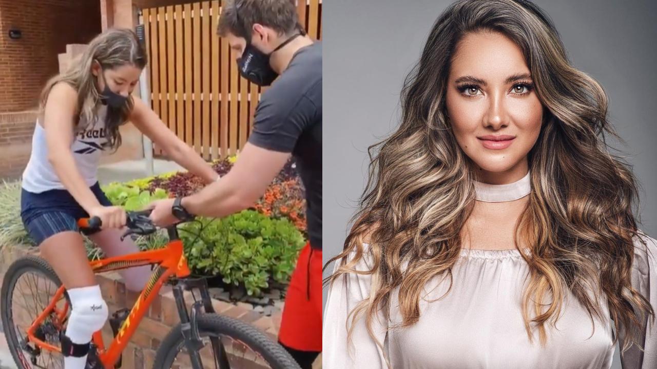 Daniella Alvarez inspiro a sus fans