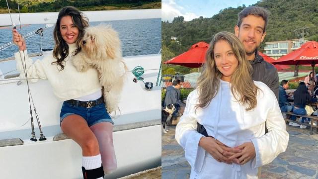 Daniella Alvarez sueña tener un hijo