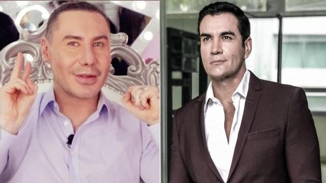 David Zepeda niega romance con Urquiza