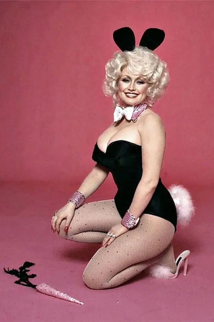 Dolly Parton quiere posar otra vez