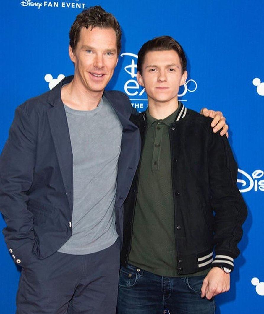 Benedict Cumberbatch se une a Spider-Man 3