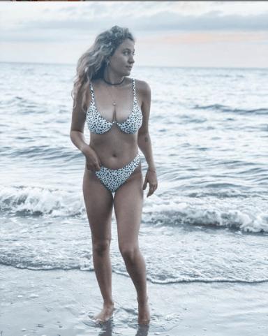 Hija de Angélica Rivera presume su cuerpazo con fotos en la playa