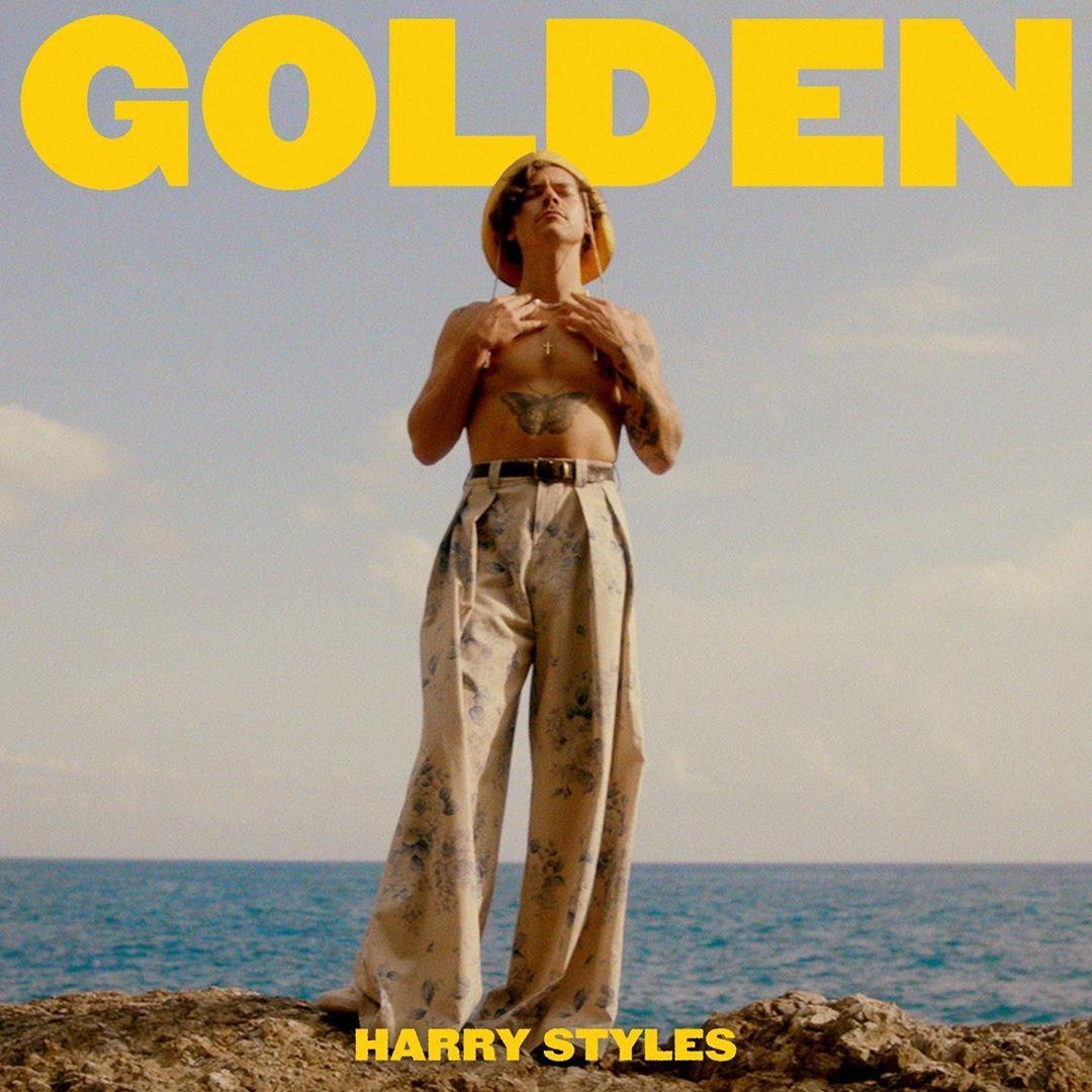 Harry Styles lanza el video de Golden