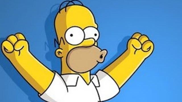 Homero Simpson en Bolivia