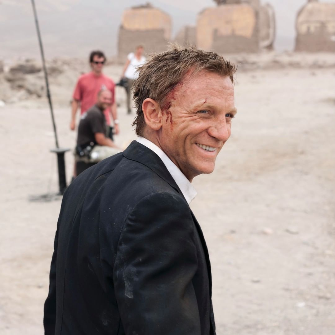 Daniel Craig sera James Bond por ultima vez