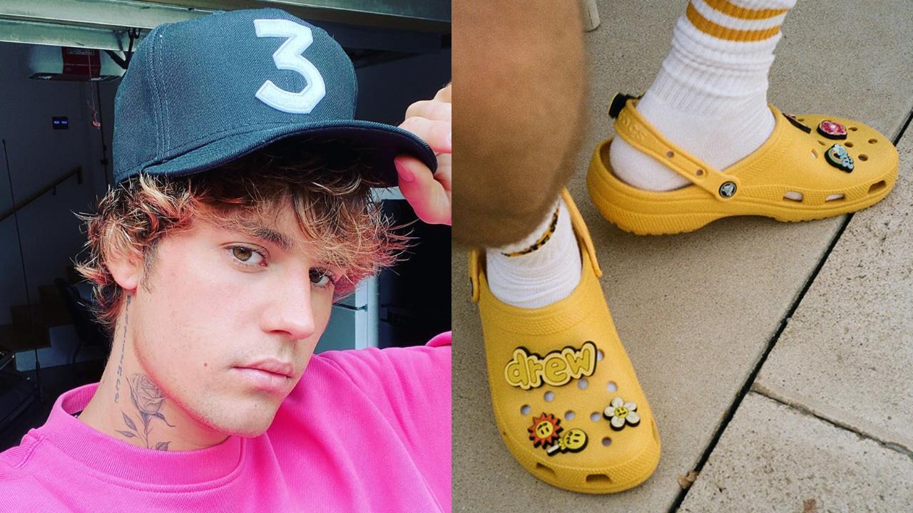 Justin Bieber lanza sus Crocs