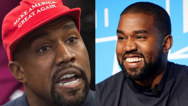 Kanye West es candidato a la presidencia