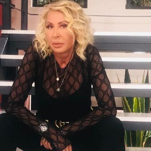 Laura Bozzo en instagram sin maquillaje