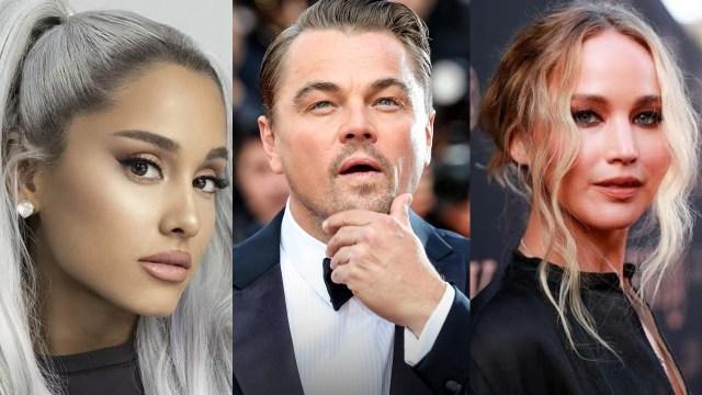 Leonardo DiCaprio y el elenco de lujo