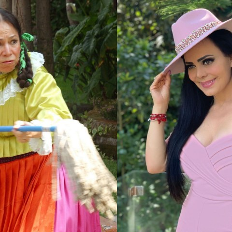 Maribel Guardia dice que la India Maria no es racista