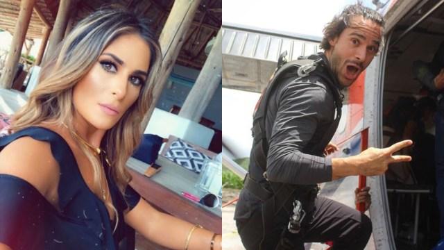 Melissa López y Poncho Barbosa son novios