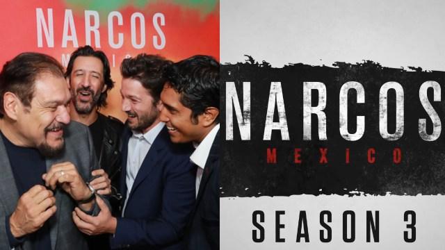 Narcos Mexico vuelve a Netflix