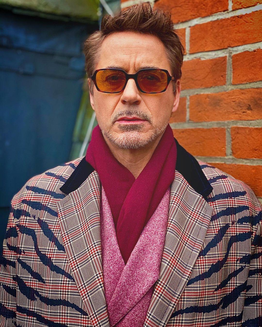 Robert Downey esta en planes de Disney