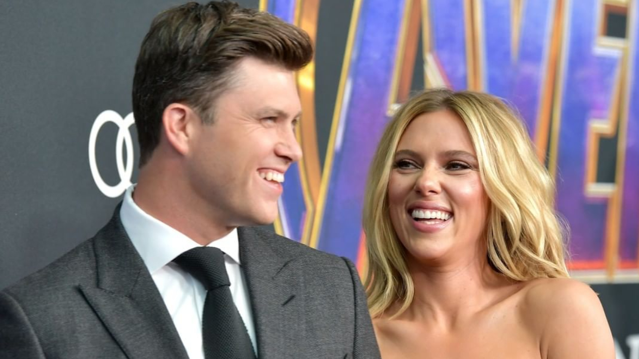 Scarlett Johansson y Colin Jost se casaron