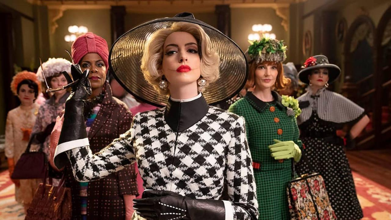 Anne Hathaway protagoniza Las Brujas