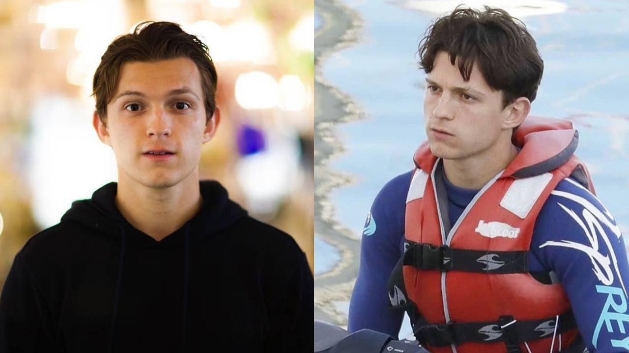 Tom Holland deslumbra en España