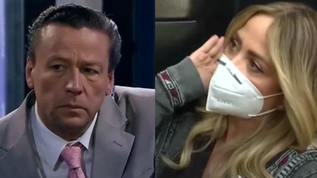 Andrea Legarreta responde a Alfredo Adame