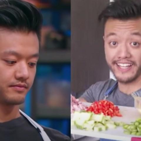 El Chino de Master Chef ahora vende comida a domicilio