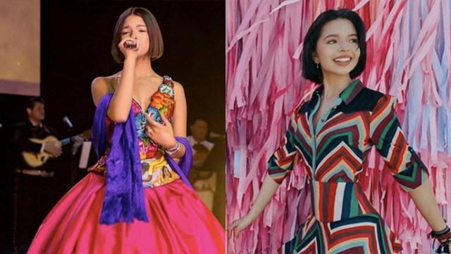 Ángela Aguilar revela fotos inéditas de su cumpleaños rosa