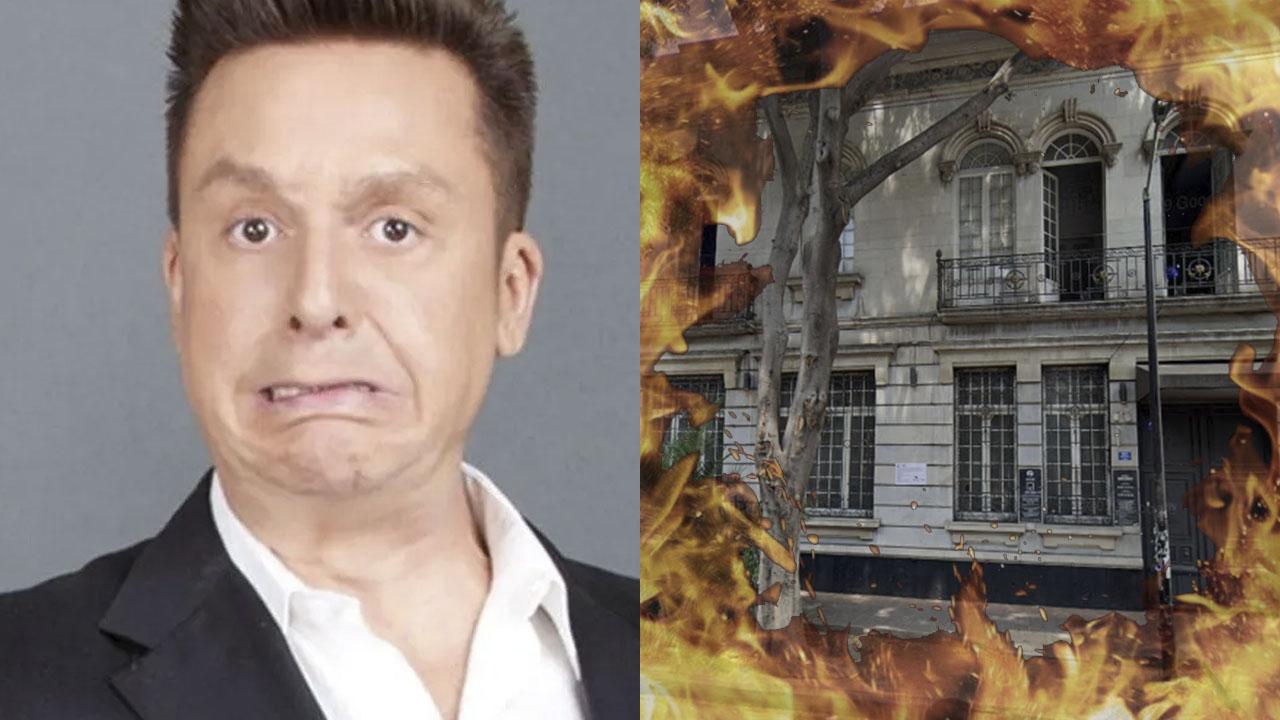 Restaurante de Daniel Bisogno se quema completamente