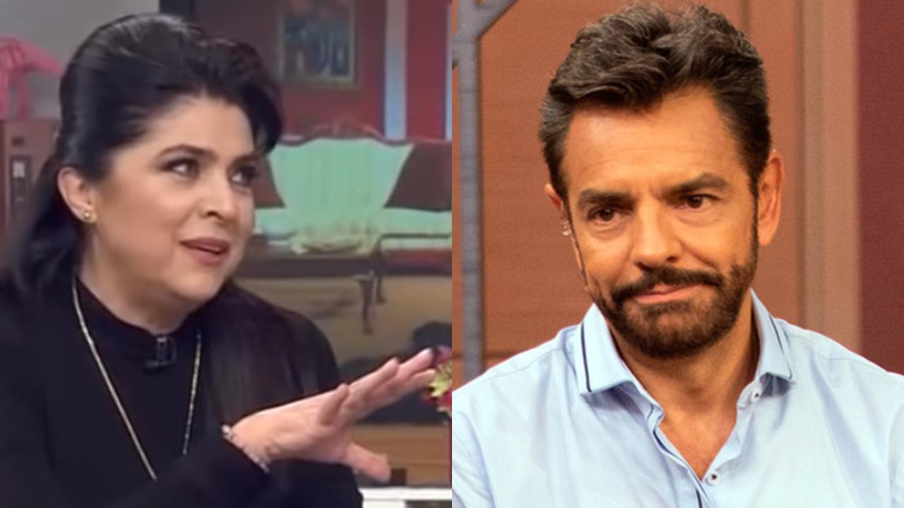 Eugenio Derbez y Victoria Ruffo ultimo encuentro