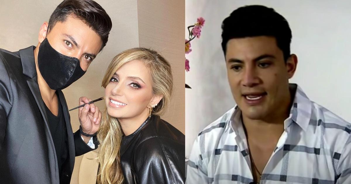 Victor Guadarrama y Angelica Rivera