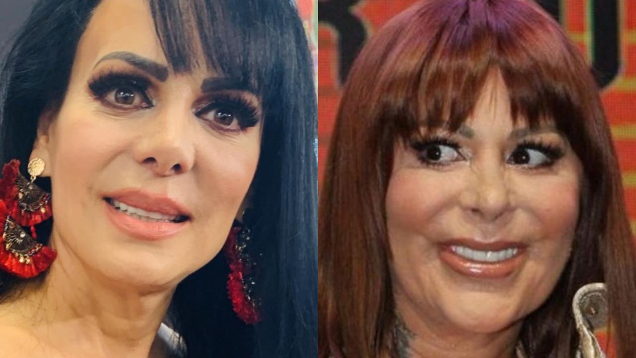 Maribel Guardia es comparada con Alejandra Guzmán