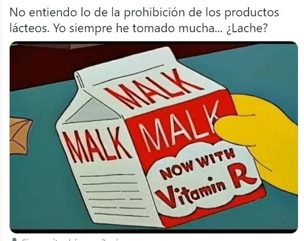 Mejores memes tras la prohibición de quesos en México