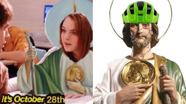 Memes de San Juditas
