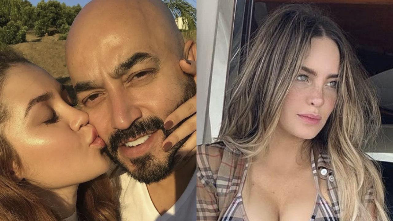 Novia de Lupillo Rivera sube foto sin maquillaje y la compara con Belinda
