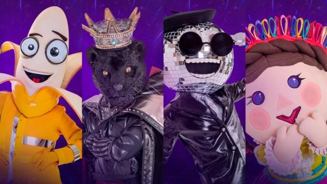 personajes quien es la mascara segunda temporada