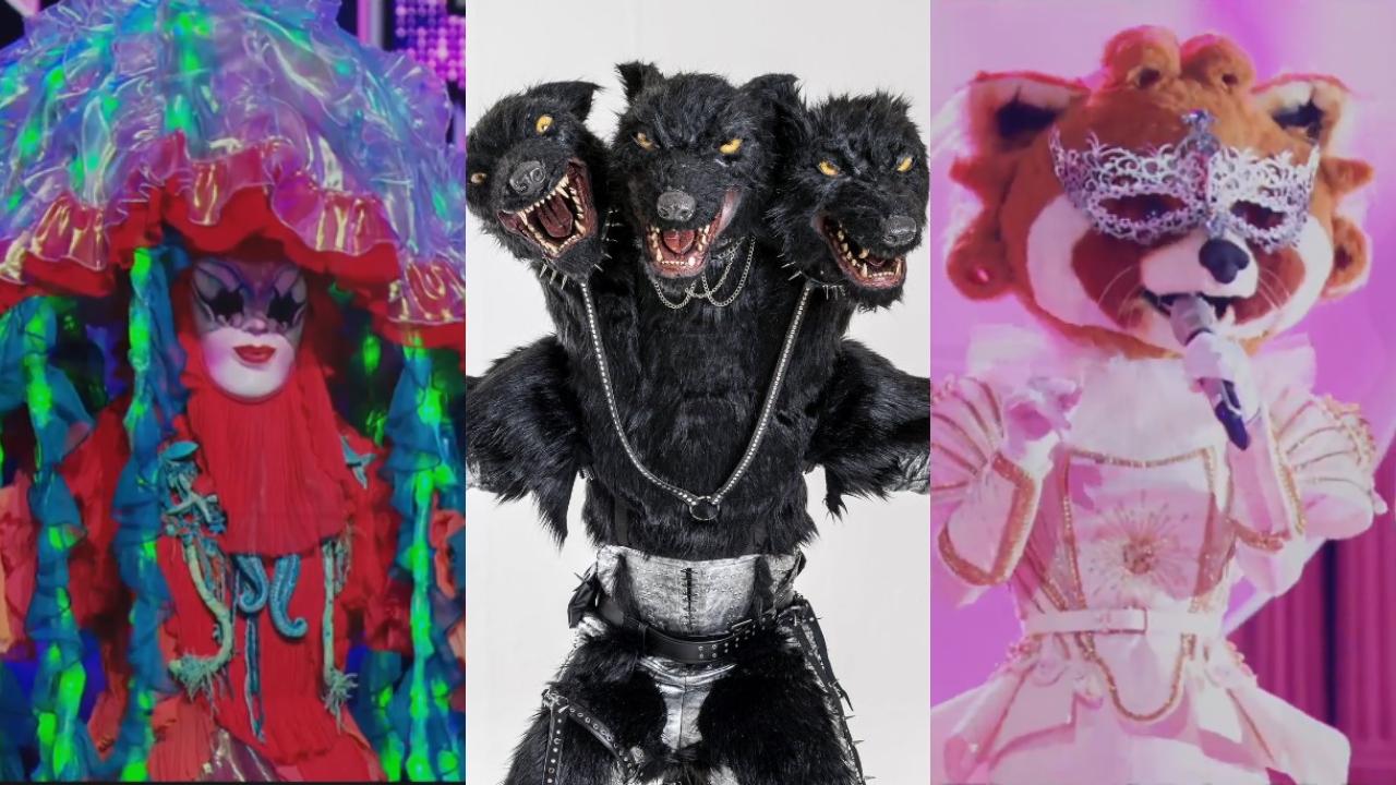 Capitulo 2 Quien es la Mascara Mapache, Cerbero y Medusa