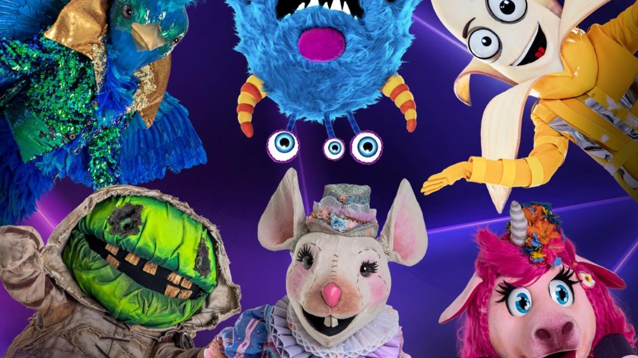Quién es la máscara 2020 primer capítulo