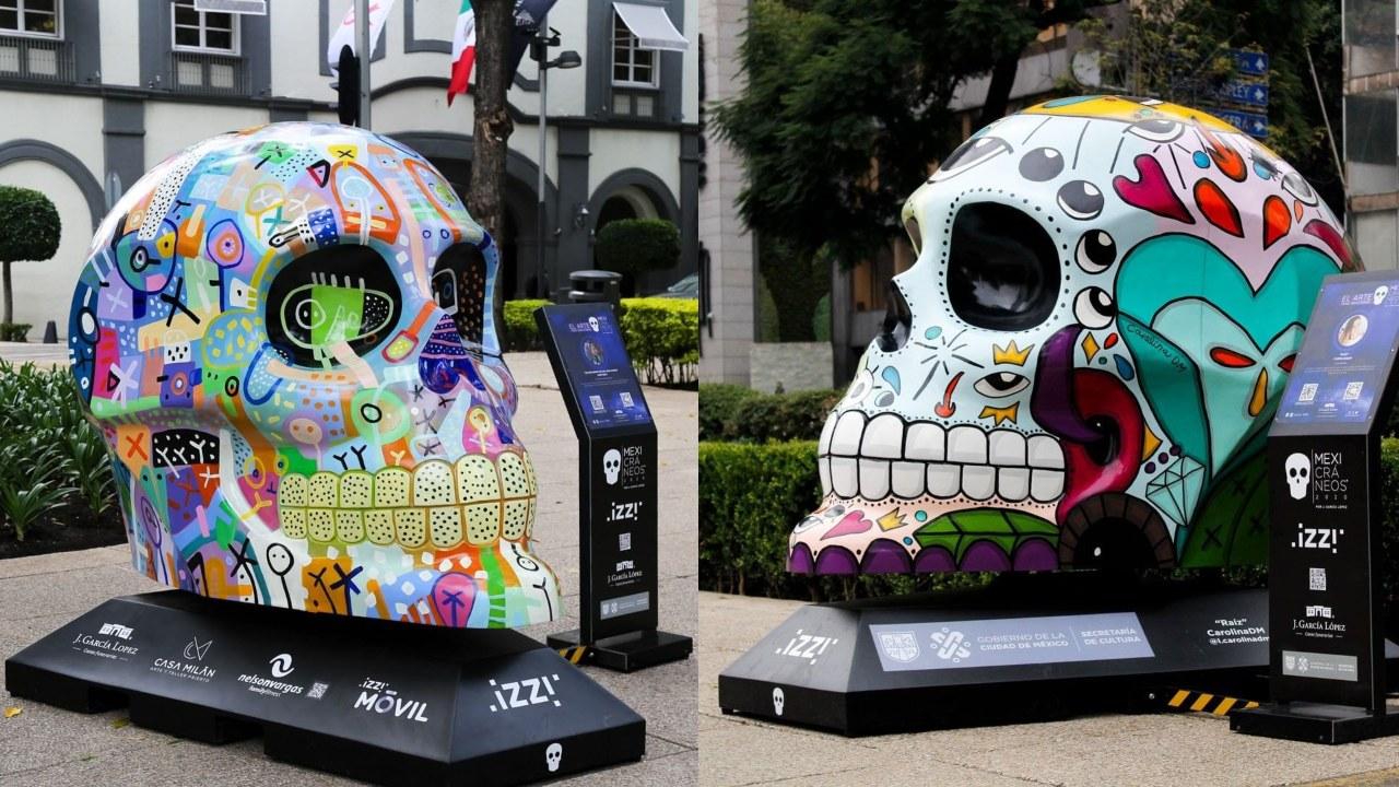 Mexicráneos Reforma CDMX