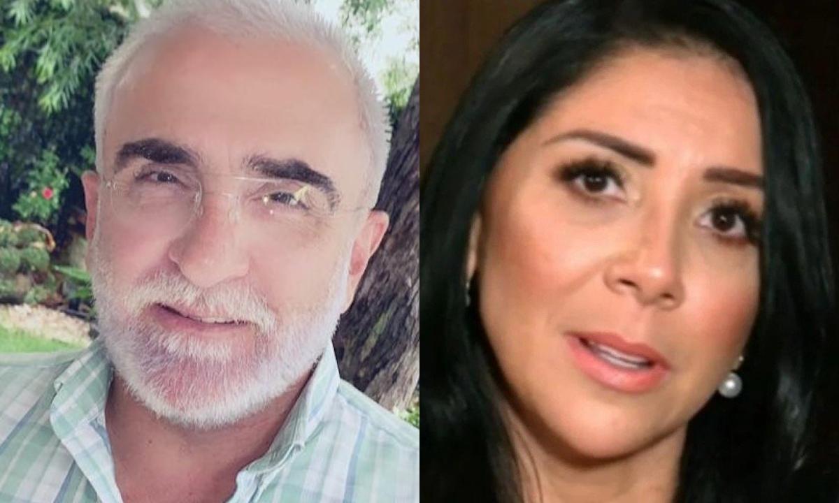 Vicente fernandez Jr se divorcia de Karina Ortegón