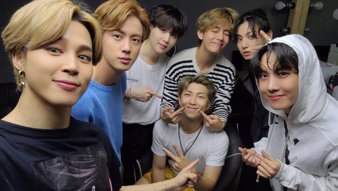 BTS estrena su nuevo álbum 'BE' rompiendo récords