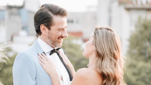 Eduardo Videgaray se casa con Sofia Rivera Torres