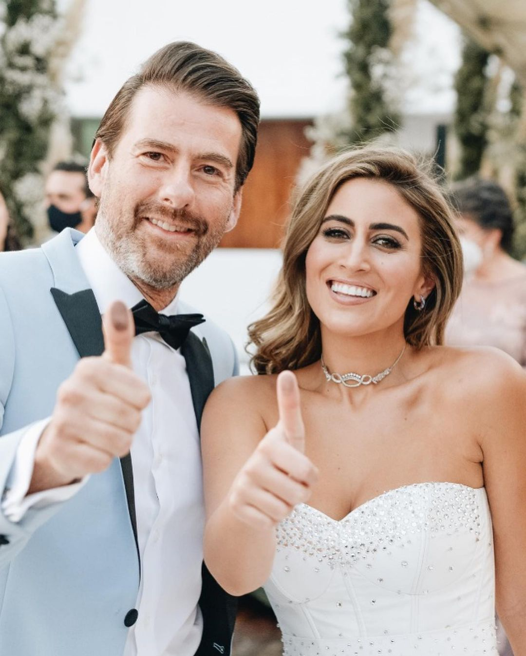 Eduardo Videgaray ya es esposo de Sofia Rivera