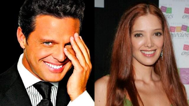 Luis Miguel y Adela Noriega en video