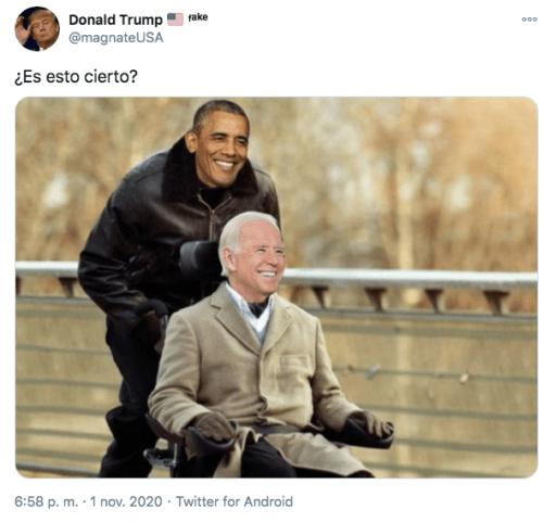 Meme Obama Joe Biden