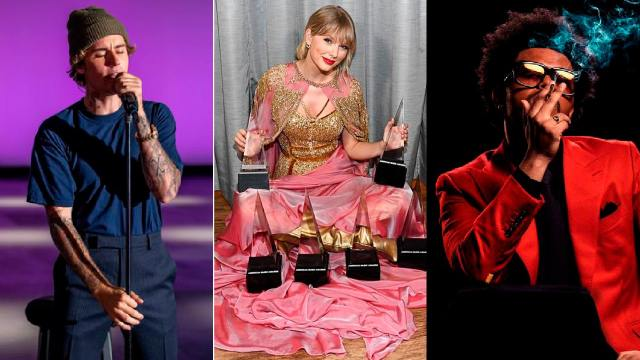Nominados American Music Awards 2020