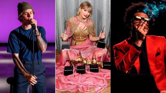 Nominados American Music Awards 2020