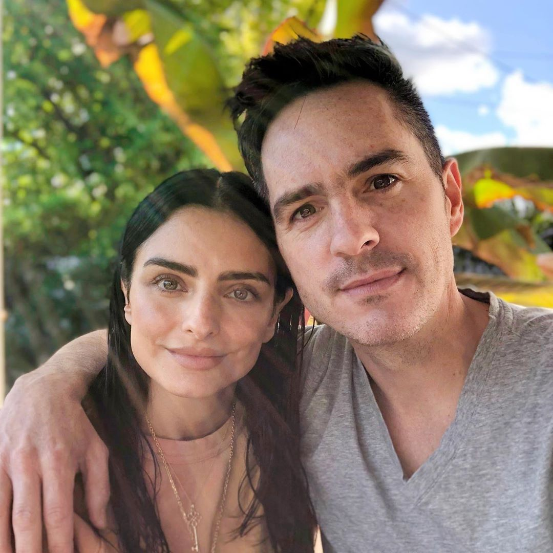 La fría felicitación de Aislinn a Mauricio en su cumpleaños