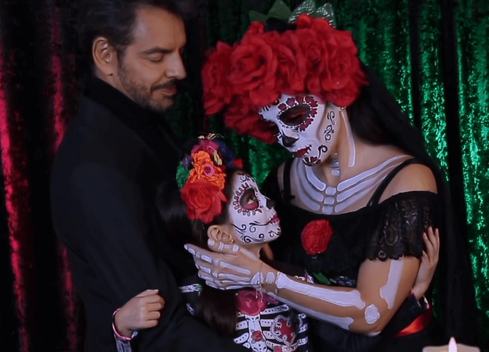 Aitana Derbez hace llorar Alesandra Rosaldo