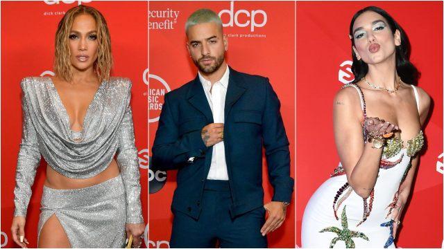 Alfombra Roja AMAS 2020 los mejor y peor vestidos
