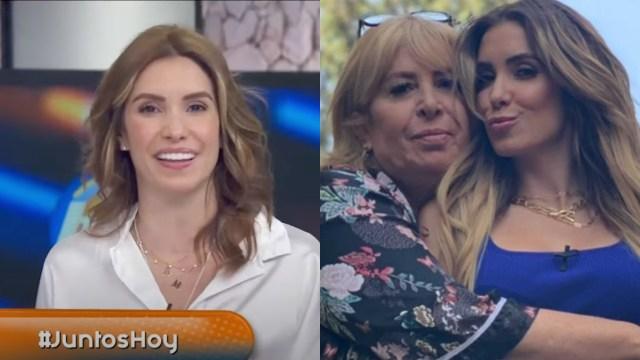 Andrea Escalona regresa a 'Hoy' tras la muerte de Magda Rodríguez
