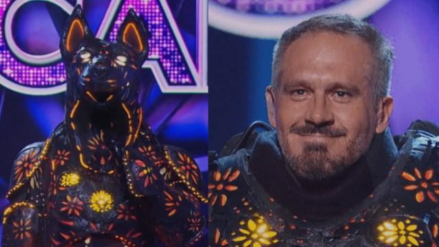Arath de la Torre es Xolo Capítulo 5 ¿Quién es la máscara? 2020