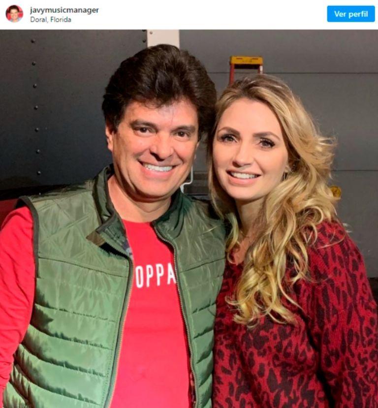Aseguran que Angelica Rivera es novia de Javier Sepúlveda