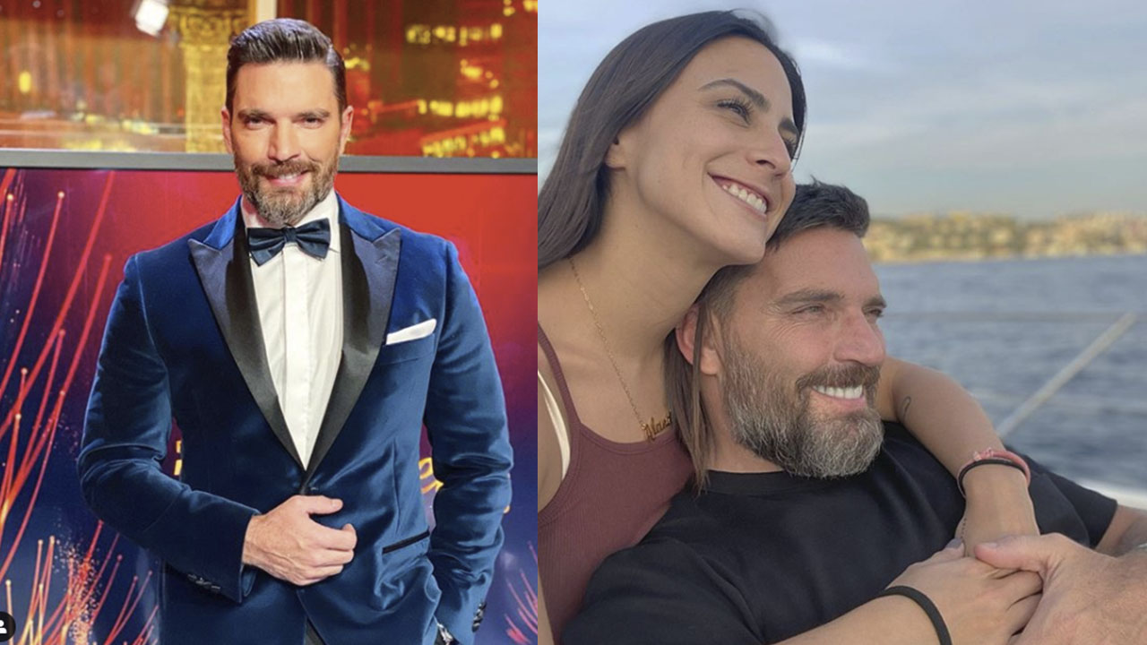 Julián Gil habla sobre casarse con su novia Valeria Marín